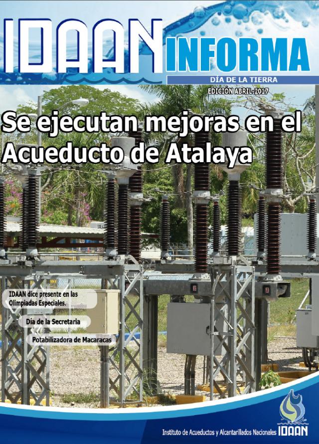 Edición Abril 2017