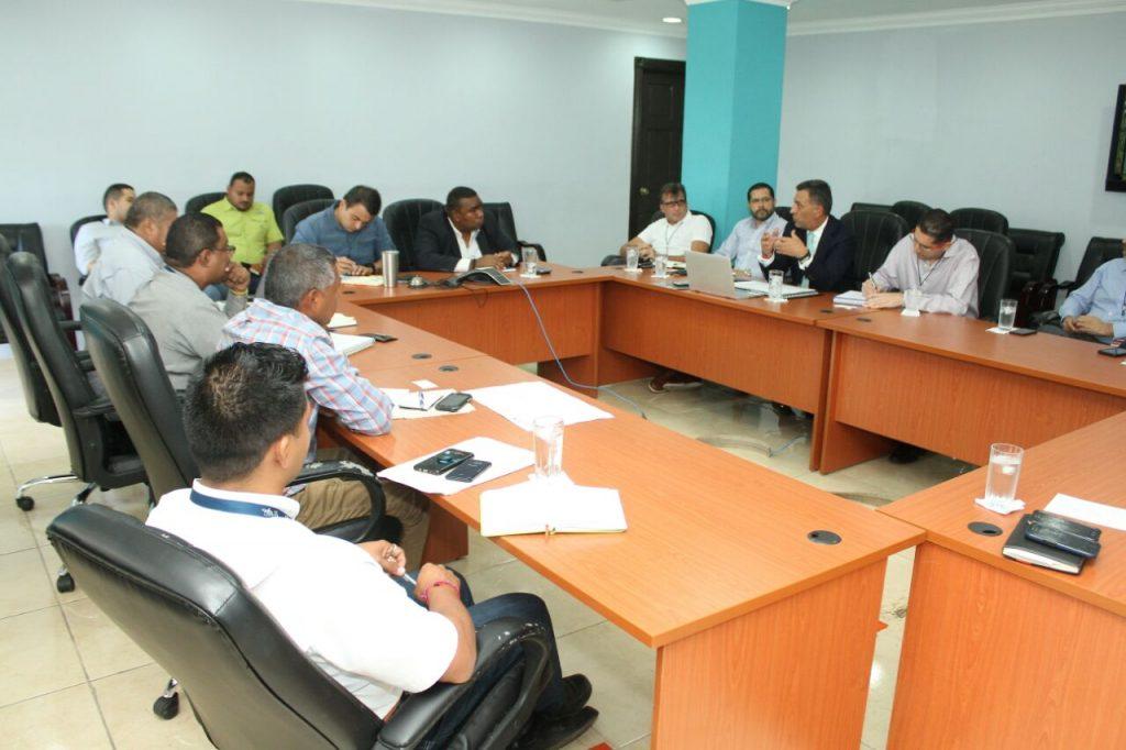 Mesa de trabajo del IDAAN analiza suministro de agua potable en Arraiján