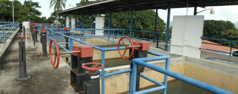 IDAAN realizará limpieza de toma de agua cruda en río Zaratí.