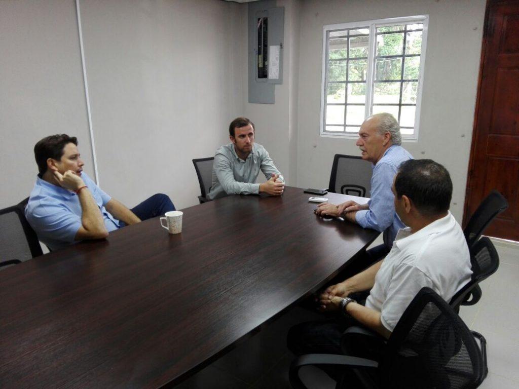Director Ejecutivo inspecciona proyectos que IDAAN ejecuta en Changuinola, Bocas del Toro.