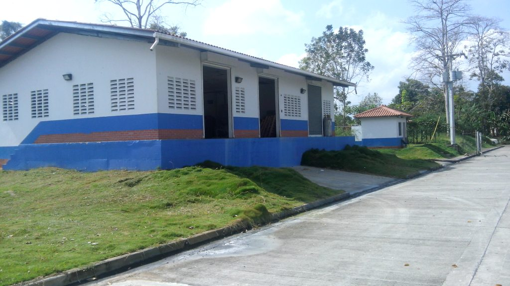 Ampliación de la planta potabilizadora de Villa Darién en Metetí mantiene un 48% de avance.