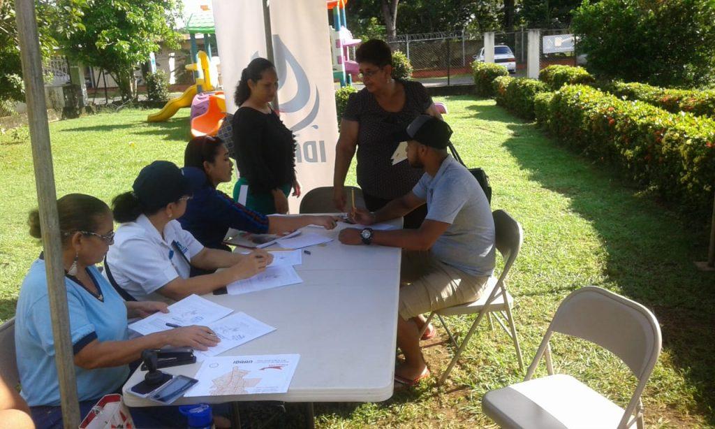IDAAN realiza la segunda Feria de Contratos en Pedregal