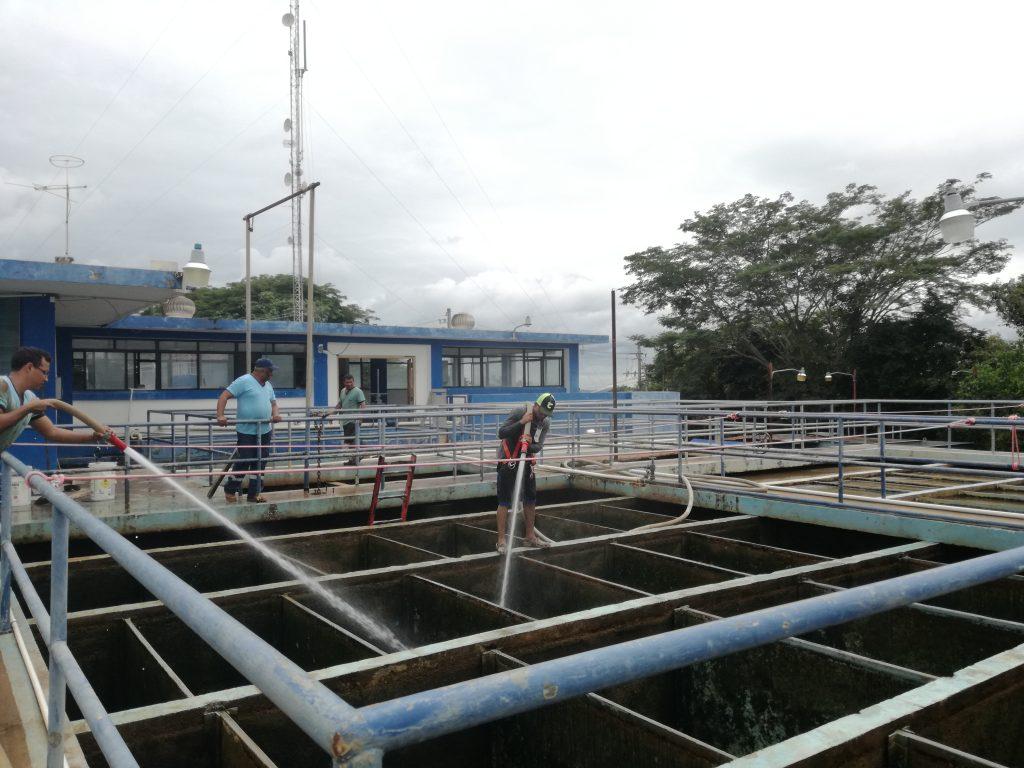 Miércoles 12 y jueves 13 de diciembre planta potabilizadora de Chame operará al 50%  de su capacidad.