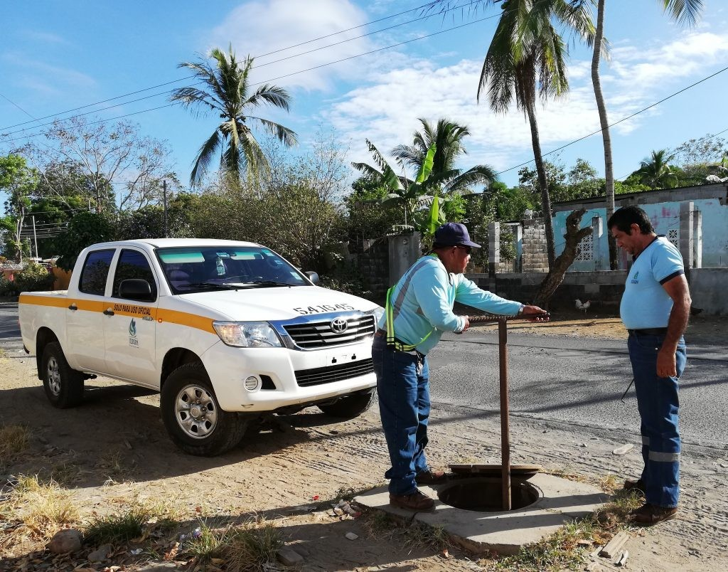 IDAAN realizará mantenimiento preventivo en la red de distribución de agua potable en Los Santos