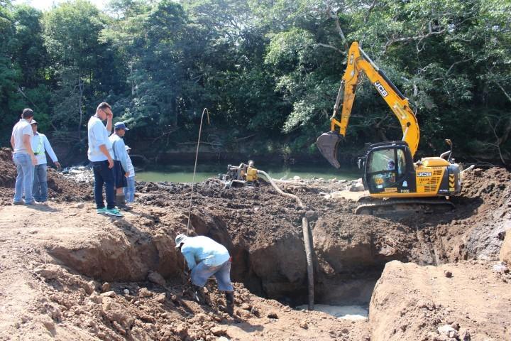 Suministro de agua potable será interrumpido en Parita por trabajo de mejoras en la toma de agua cruda.