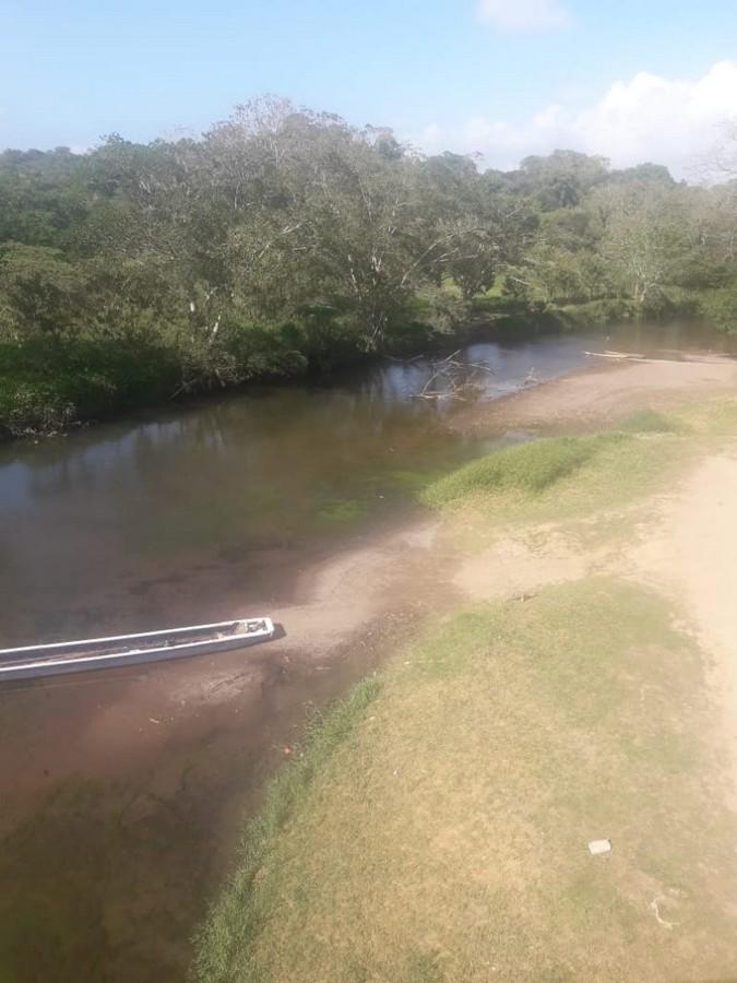 Planta potabilizadora de río Gatún en Colón suspende operaciones