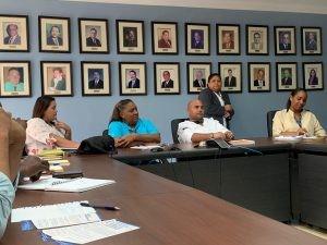 Colaboradores del IDAAN reciben capacitación en materia de riesgos profesionales