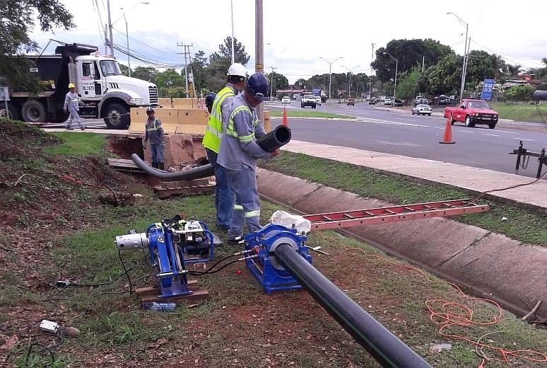 Se realizará reemplazo de tramo de tubería de distribución en vía Interamericana de Santiago