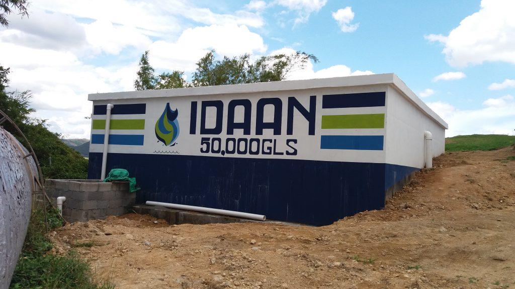 Turbiedad en la toma de agua cruda afecta producción de agua en la planta potabilizadora La Pintada