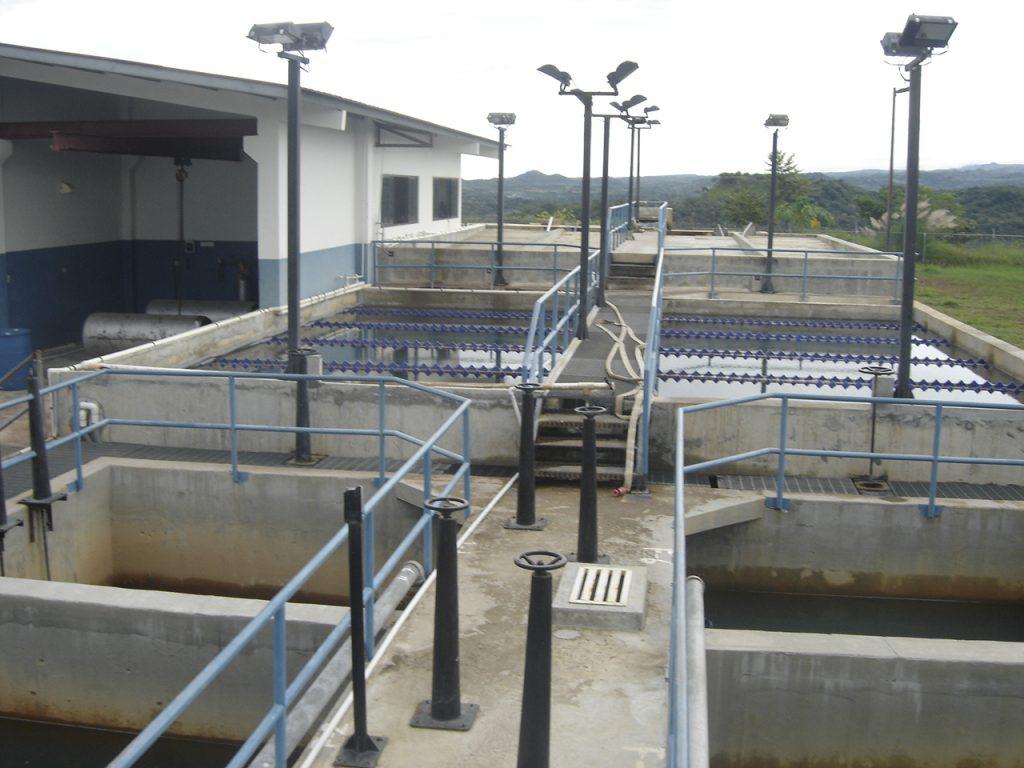 Por mantenimiento preventivo planta potabilizadora de Chame disminuirá su producción.