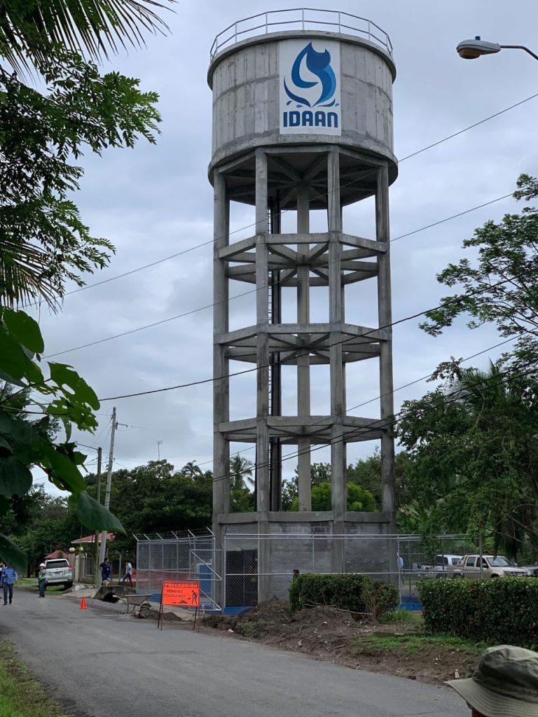 Avanzan las mejoras al sistema de agua potable de Jacú