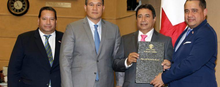 Ratificación del Ing. Guillermo Antonio Torres Díaz