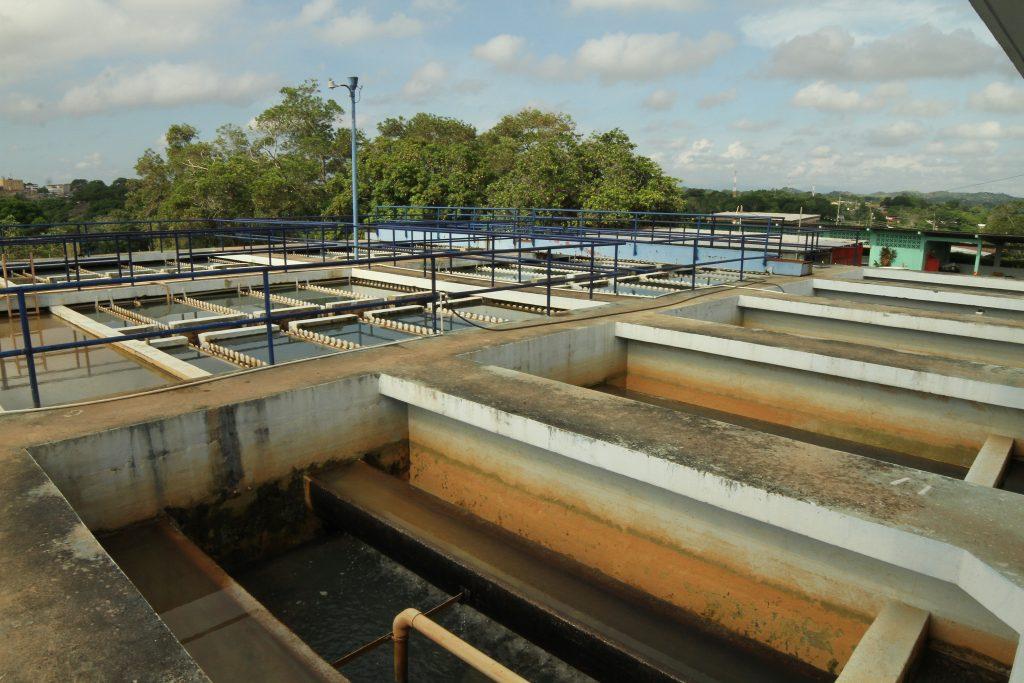 IDAAN realizará mantenimiento preventivo en la planta Jaime Díaz Quintero en La Chorrera