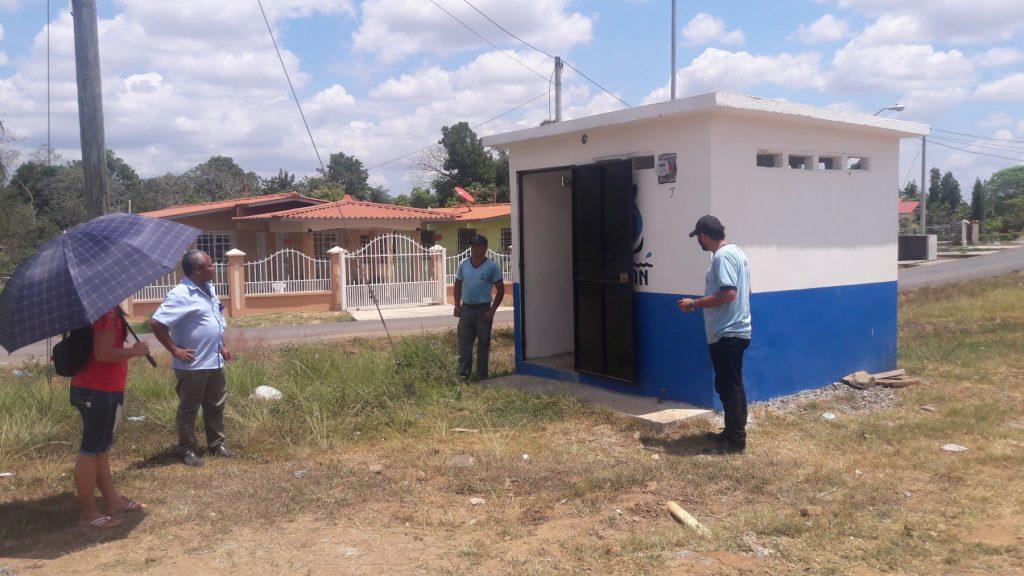 IDAAN continúa con los trabajos de limpieza de 39 pozos en Chiriquí