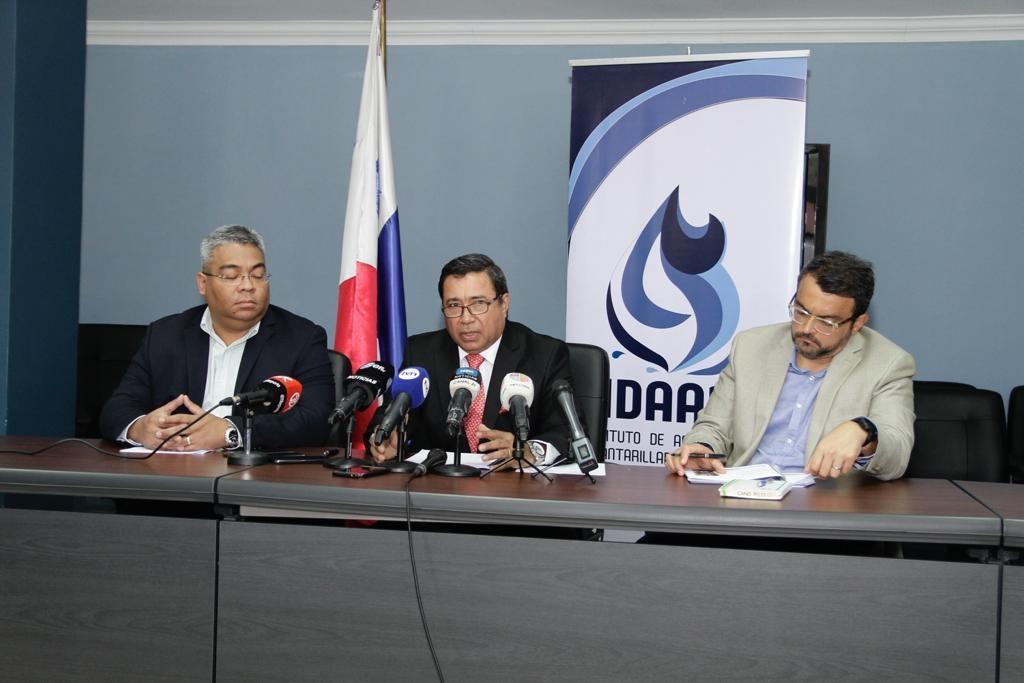 Logros en los primeros noventa días de gestión de la actual administración del IDAAN bajo la dirección del Ing. Guillermo Torres Díaz