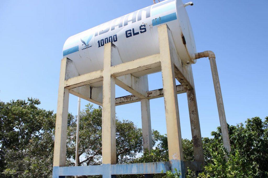 El IDAAN realizará trabajos de mantenimiento en el tanque de reserva de Las Minas.