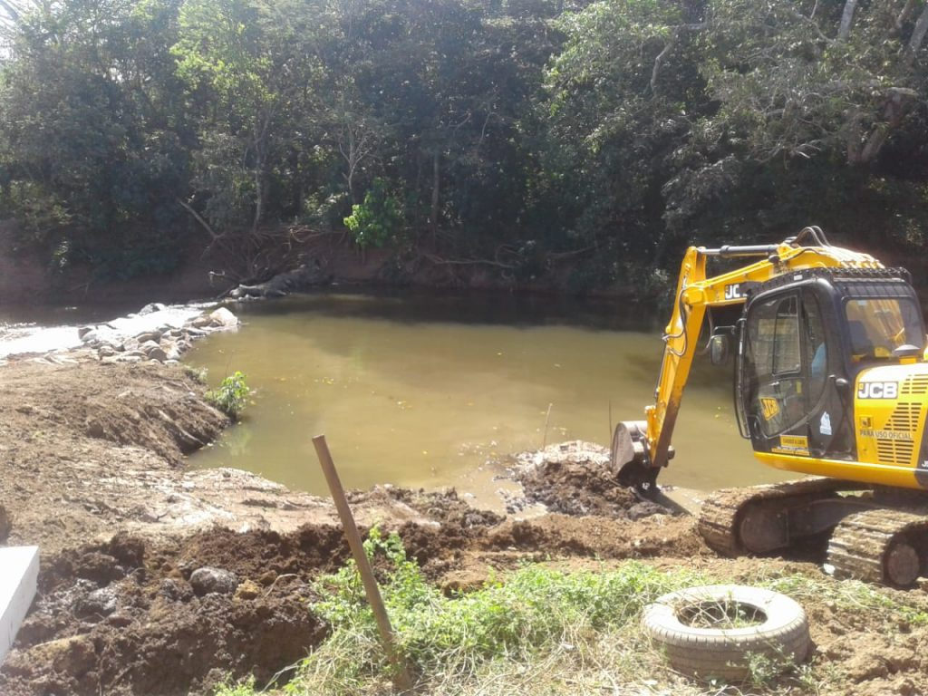 IDAAN pone en marcha plan parahacerle frente a la estación seca en la provincia de Herrera