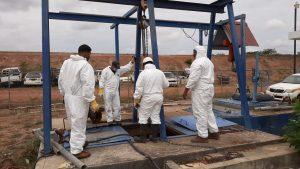 Vigilancia del sistema de alcantarillado y producción de agua en Natá son áreas clave del plan de acción por lluvias en Coclé