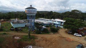 El avance de la ampliación y modernización de la planta de David es de 71%.