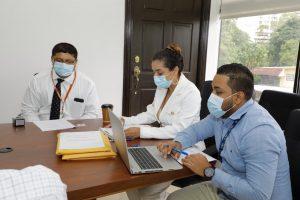 IDAAN realiza acto de apertura de sobres para suministro de insumos en las plantas potabilizadoras.