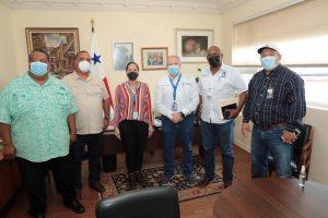 IDAAN y autoridades de Panamá Oeste presentan a la Secretaría de Seguimiento el Plan de Emergencia para mejorar suministro.