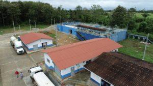 Ampliación de planta potabilizadora duplicará la producción de agua para abastecer a más de 25 mil habitantes de Darién.