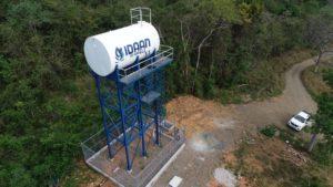 Construcción de moderno sistema de abastecimiento en Cañitas de Chepo avanza para beneficio de más de 4 mil habitantes del área Este de Panamá.