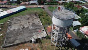 Tanque de Burunga, pieza clave para mejorar sistema de abastecimiento en sectores de Arraiján.