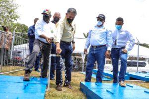 Antón cuenta con un nuevo sistema de distribución de agua potable.