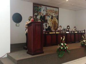 IDAAN presente en el Concejo Provincial de Panamá