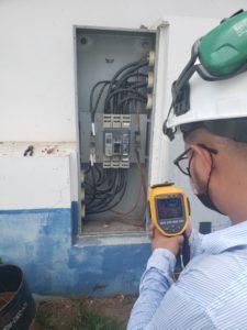 IDAAN trabaja para optimizar el servicio en la región de Azuero