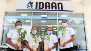 IDAAN Verde en Panamá Norte