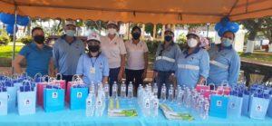 IDAAN participa de feria interinstitucional en La Villa de Los Santos